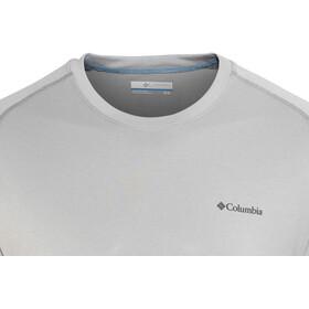 Columbia M's Mountain Tech III SS Crew Shirt columbia grey